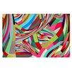 KESS InHouse Fun Abstract Doormat