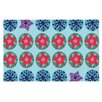 KESS InHouse Seasons Winter Doormat