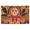 KESS InHouse Indian Jewelry Doormat
