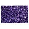 KESS InHouse Dots Doormat
