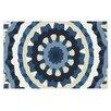 KESS InHouse Ribbon Mandala Doormat