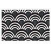 KESS InHouse Art Deco Doormat