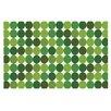 KESS InHouse Noblefur Dots Doormat