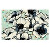 KESS InHouse Anenome Fizz by Sonal Nathwani Fleece Throw Blanket