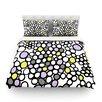 KESS InHouse Pebbles by Emine Ortega Light Duvet Cover
