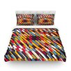 KESS InHouse Texturize by Danny Ivan Light Duvet Cover