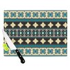 KESS InHouse Borders by Nandita Singh Cutting Board