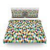 KESS InHouse Abstraction by Project M Woven Duvet Cover