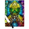 KESS InHouse Wizard of Oz by Mandie Manzano Fantasy Cutting Board
