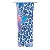 KESS InHouse Leopard Curtain Panels (Set of 2)