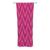 KESS InHouse Chevron Curtain Panels (Set of 2)