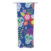 KESS InHouse Day of the Dead Curtain Panels (Set of 2)
