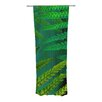 KESS InHouse Forest Fern Curtain Panels (Set of 2)