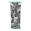 KESS InHouse Blumen Curtain Panels (Set of 2)