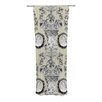 KESS InHouse Imperial Palace Curtain Panels (Set of 2)