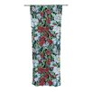 KESS InHouse Giardino Curtain Panels (Set of 2)
