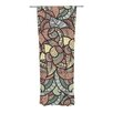KESS InHouse Wild Run Curtain Panels (Set of 2)
