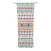 KESS InHouse Native Fiesta Curtain Panels (Set of 2)