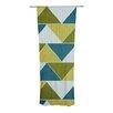 KESS InHouse Mediterranean Curtain Panels (Set of 2)