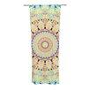 KESS InHouse Flourish Curtain Panels (Set of 2)