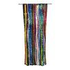 KESS InHouse Fancy Stripes Curtain Panels (Set of 2)