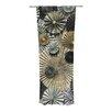 KESS InHouse All That Glitters Curtain Panels (Set of 2)