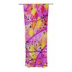 KESS InHouse Into the Fall 2 Curtain Panels (Set of 2)