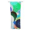 KESS InHouse Wonderland Curtain Panels (Set of 2)