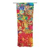 KESS InHouse Painting The Soul Curtain Panels (Set of 2)