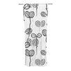 KESS InHouse Seedlings of Change Curtain Panels (Set of 2)