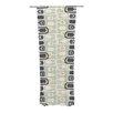KESS InHouse Carnaby Curtain Panel (Set of 2)