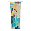KESS InHouse Don't Quote Me Curtain Panels (Set of 2)