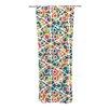 KESS InHouse Cool Yule Curtain Panels (Set of 2)