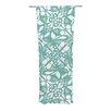 KESS InHouse Swirling Tiles Curtain Panels (Set of 2)
