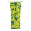 KESS InHouse Festive Splash Curtain Panels (Set of 2)