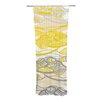 KESS InHouse Kalahari Curtain Panels (Set of 2)