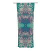KESS InHouse Ashby Blossom Curtain Panels (Set of 2)