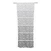 KESS InHouse Riverside Pebbles Curtain Panels (Set of 2)