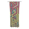 KESS InHouse Deco Curtain Panels (Set of 2)