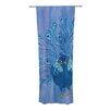 KESS InHouse Little Master Curtain Panels (Set of 2)