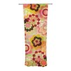 KESS InHouse Colorful Mix Curtain Panels (Set of 2)