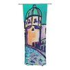 KESS InHouse Procida Curtain Panels (Set of 2)
