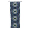KESS InHouse Ogee Lace Curtain Panels (Set of 2)