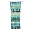KESS InHouse Dreamy Tribal Curtain Panels (Set of 2)