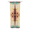 KESS InHouse Naranda Curtain Panels (Set of 2)