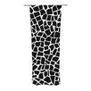 KESS InHouse British Mosaic Curtain Panels (Set of 2)