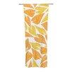 KESS InHouse Autumn Curtain Panels (Set of 2)