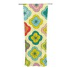 KESS InHouse Forest Bloom Curtain Panels (Set of 2)