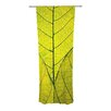 KESS InHouse Every Leaf a Flower Curtain Panels (Set of 2)