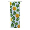 KESS InHouse More Marigold Curtain Panels (Set of 2)